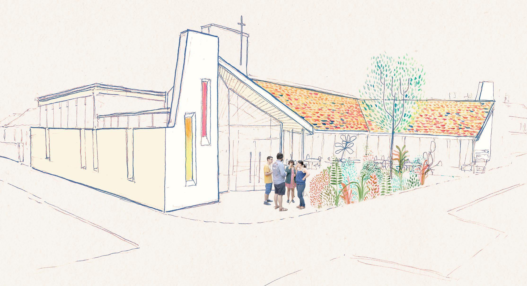 Survey: Transforming St. Mark's  Buildings.