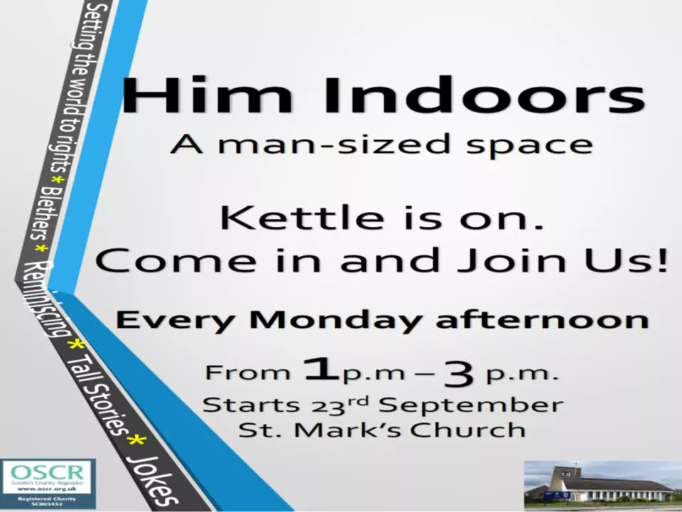 Him Indoors, A man-sized space