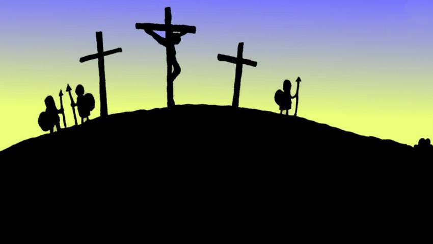 An Easter Story, Jesus Dies